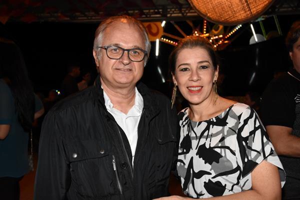 Eduardo e Germana Carvalheira - Crédito: Felipe Souto Maior