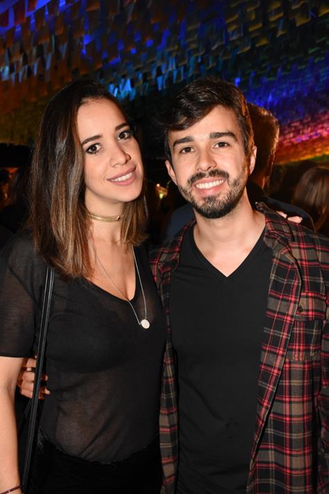Renata Barroca e Rafael Lobo - Crédito: Felipe Souto Maior