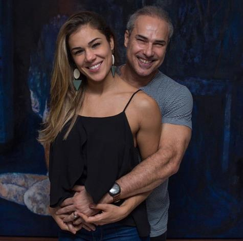 Danielle Morais e João Marinho - Crédito: Reprodução / Instagram