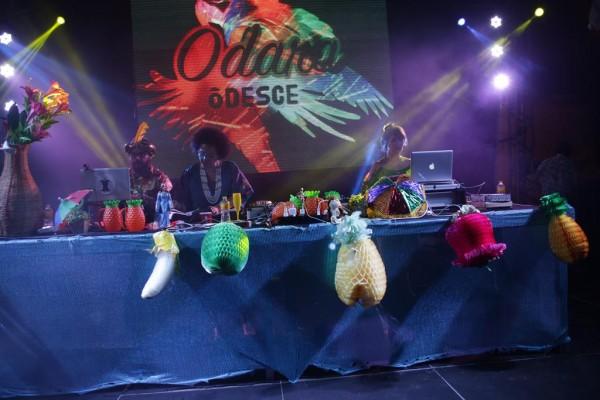 DJs Allana Marques e Lala K - Crédito: Divulgação