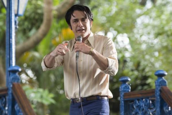 Petrônio Gontijo interpreta Edir Macedo no filme - - Crédito: Divulgação do filme