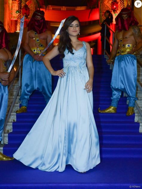 O vestido que Maisa Silva usou na sua festa de 15 anos comemorada dia 9 de junho - Crédito: Reprodução do Instagram
