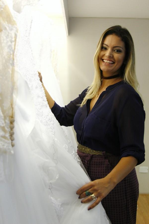 A consultora de moda, Rachel Plutarco, será uma das juradas - Crédito: Shilton Araujo/Esp.DP