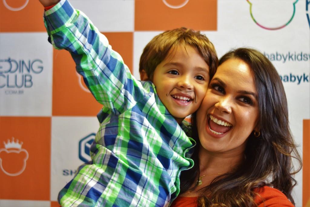 Bento e Nina Lacerda - Crédito: Livia Franco/Divulgação