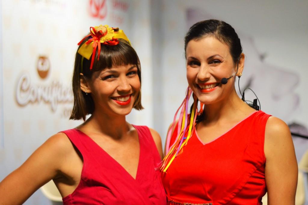 Camila Puntel e Bruna Peixoto do Tapete Voador - Crédito: Livia Franco/Divulgação