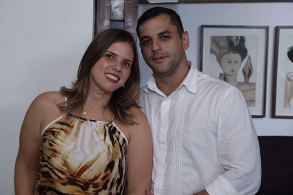 Elisiana Barreto e Leonardo Pena - Depillon - Crédito: Gleyson Ramos/Divulgação