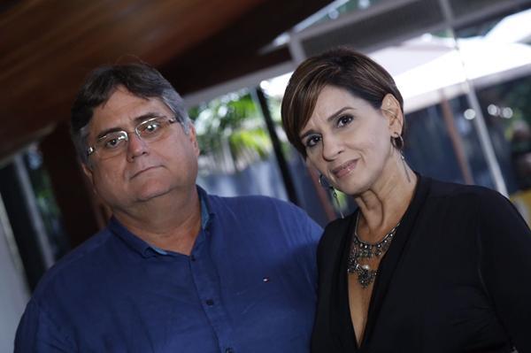Patricia e Carlos Freitas - La Manicura - Crédito: Gleyson Ramos/Divulgação