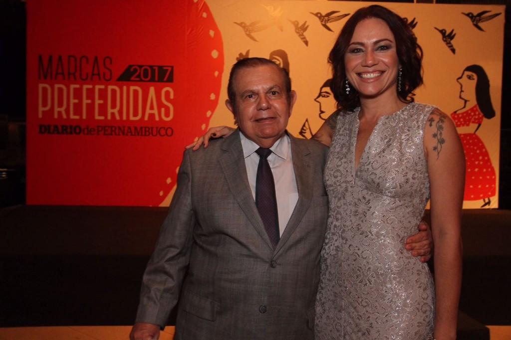 João Alberto e Silvana Batalha - Crédito: Roberto Ramos/DP