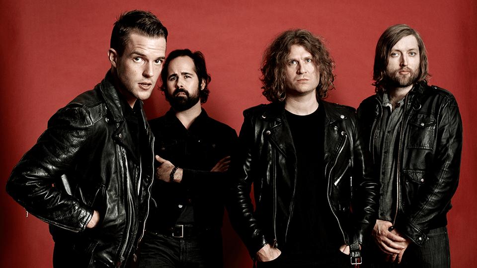 The Killers - Crédito: Divulgação
