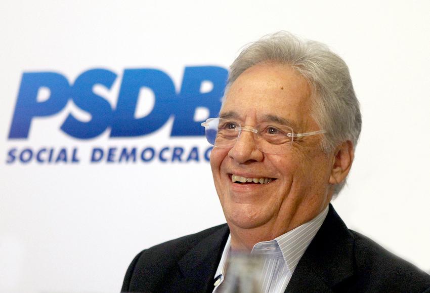 Fernando Henrique Cardoso/PSDB/Divulgação