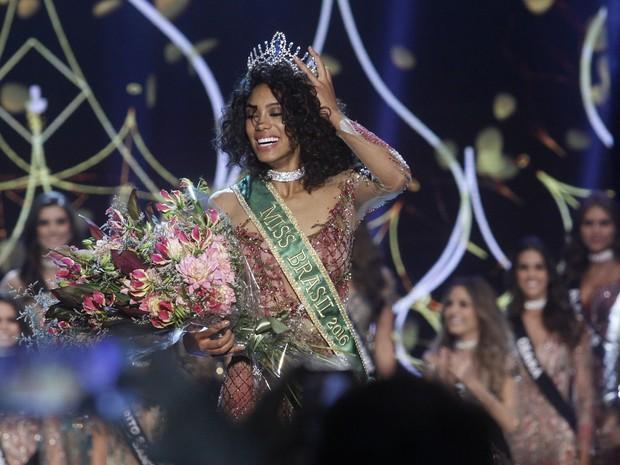 Raissa Santana foi a Miss Brasil 2016 - Crédito: Celso Tavares/EGO/Divulgação