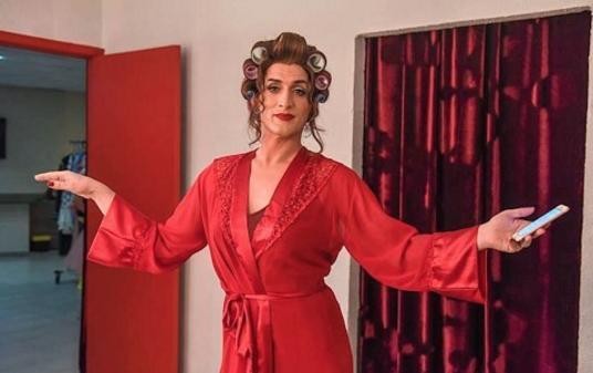 Paulo Gustavo fará quatro sessões do espetáculo Minha mãe é uma peça no Teatro Guararapes, nos dias 1º e 2 de setembro - Crédito: Reprodução do Instagram