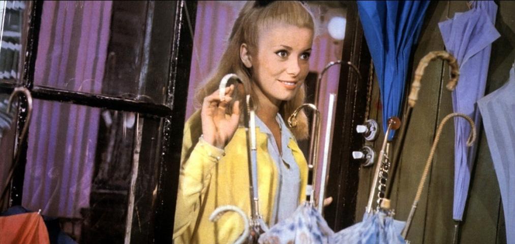 Os guarda-chuvas do amor, de 1964, será exibido nesta quarta - Crédito: Reprodução da internet