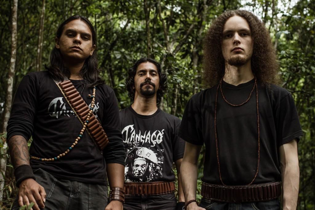 Banda Cangaço - Crédito: Divulgação