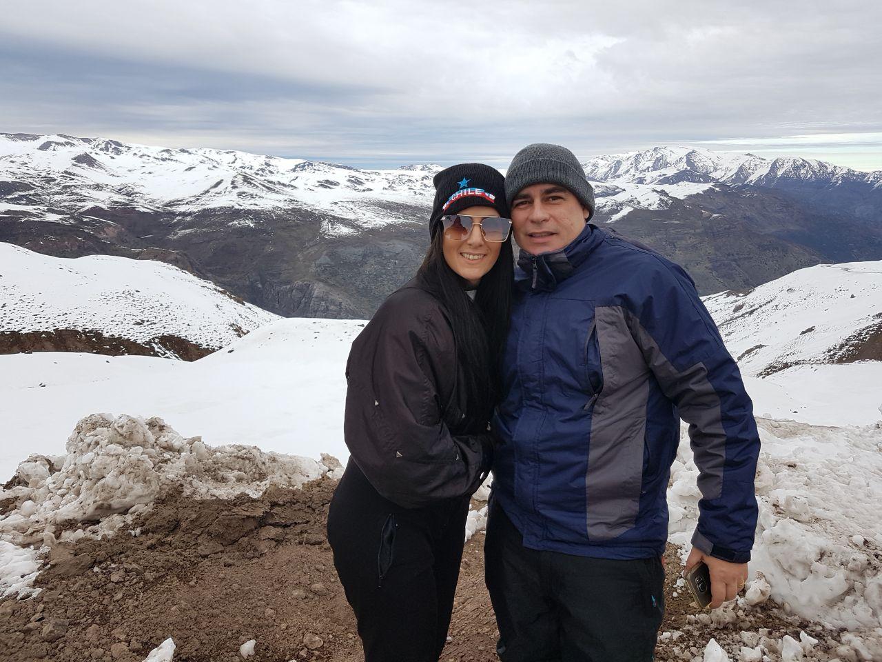 Patricia Maya e Ricardo Dantas