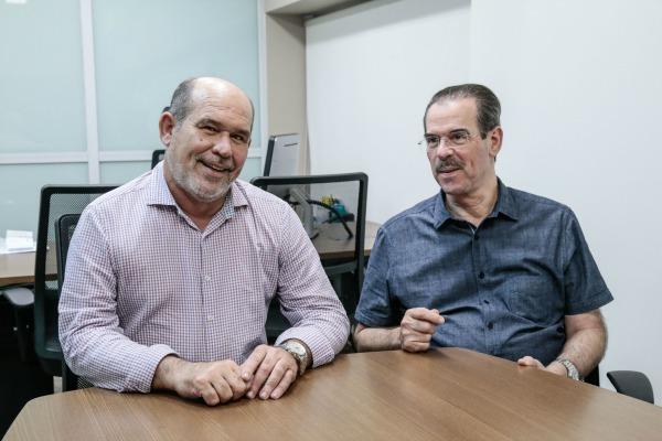 Ricardo e Antônio Carrilho - Crédito: Divulgação