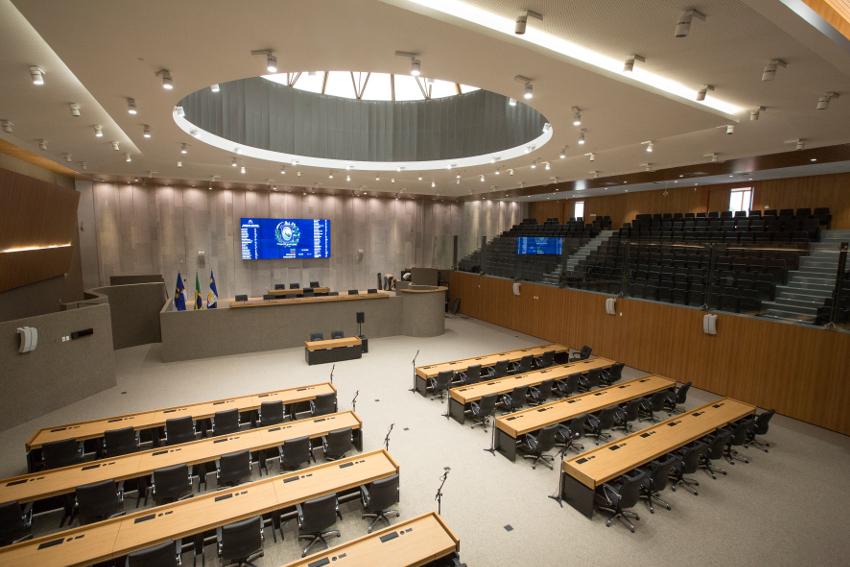 Plenário da Assembleia Legislativa/Breno Laprovitera