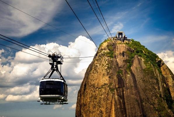 Bondinho do Rio de Janeiro - Crédito: Reprodução/Instagram
