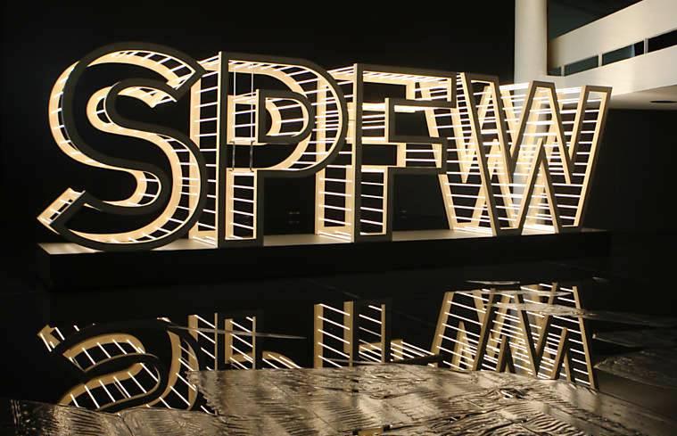 SPFW - Crédito: Reprodução