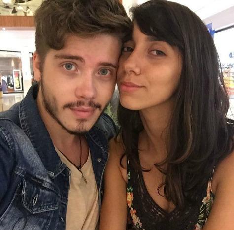 Pedro Malta e Carolina Lamenha - Crédito: Reprodução / Instagram