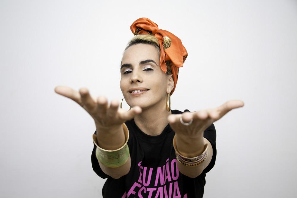 DJ Catarina DeeJah - Crédito: Divulgação