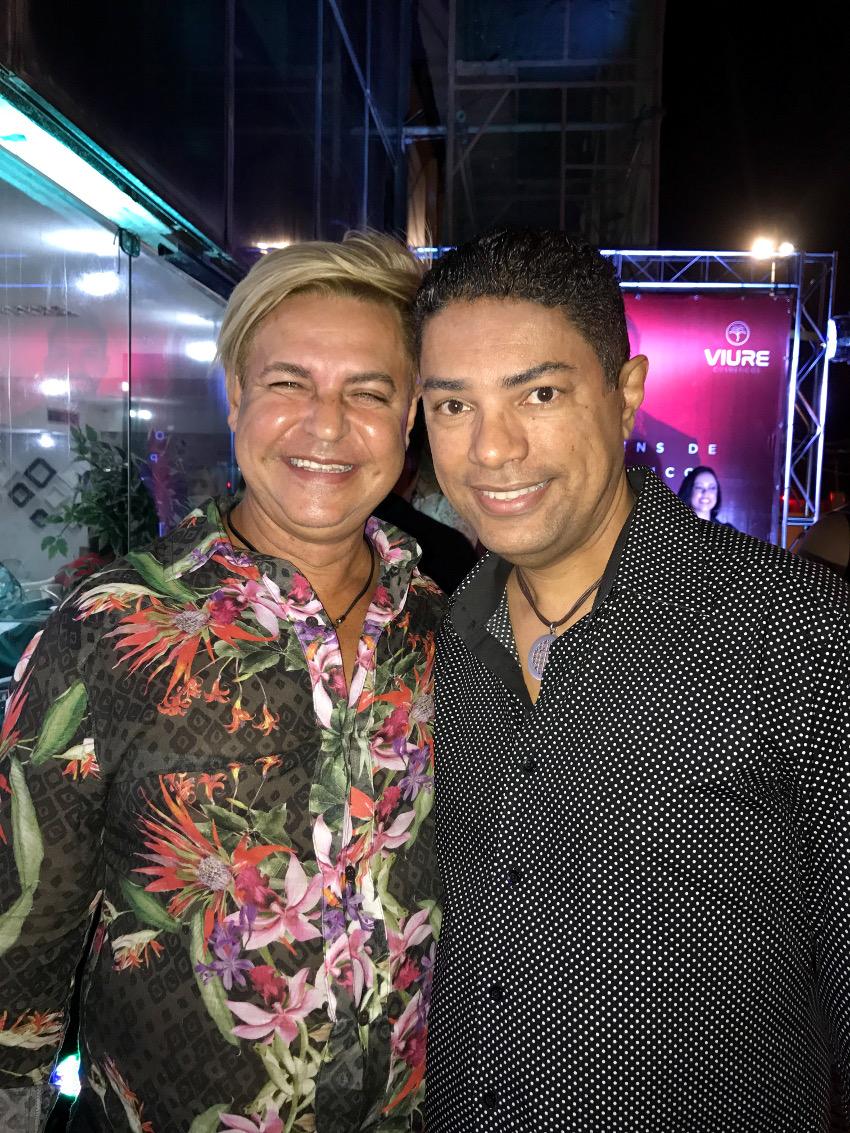 Almir Cardoso e Miguel Braga