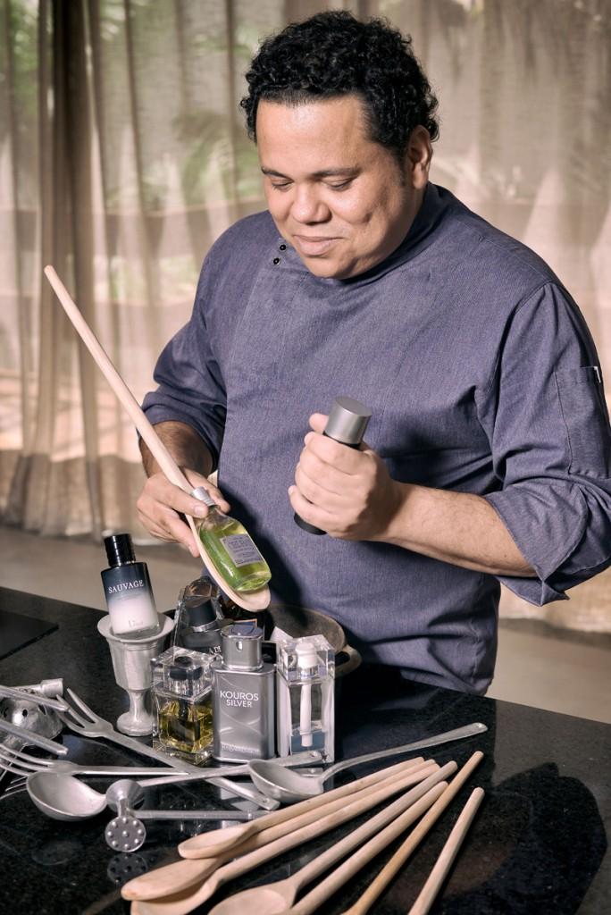Chef Leandro Ricardo - Crédito: Divulgação