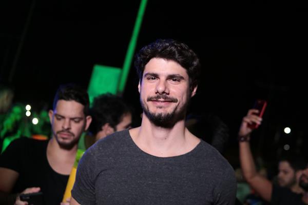 Bernardo Carrazzone - Crédito: Luiz Fabiano/Divulgação