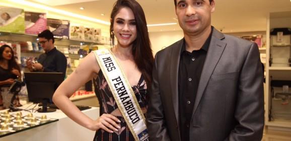 Confira a galeria de fotos da inauguração da Goldmedic no Shopping Recife