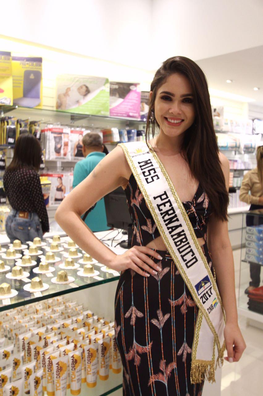 Viviane Félix, Miss Mundo Pernambuco