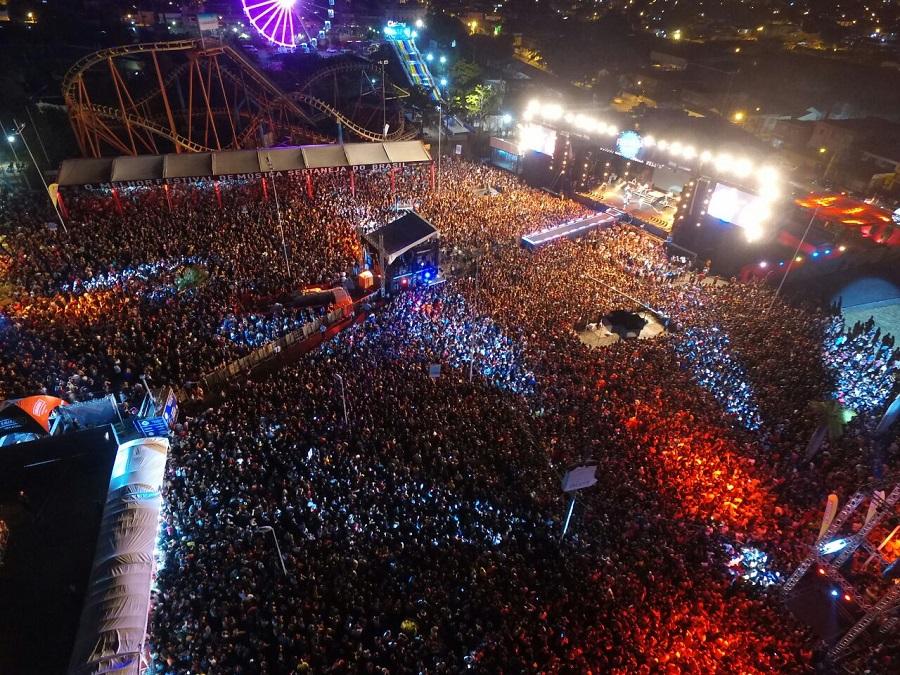 Festeja Recife - Crédito: Divulgação