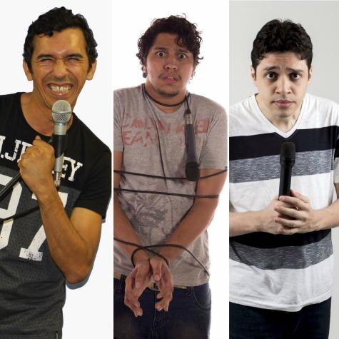Rubens Santos, Rafael Tibério e Renato Bartolomeu - Crédito: Divulgação