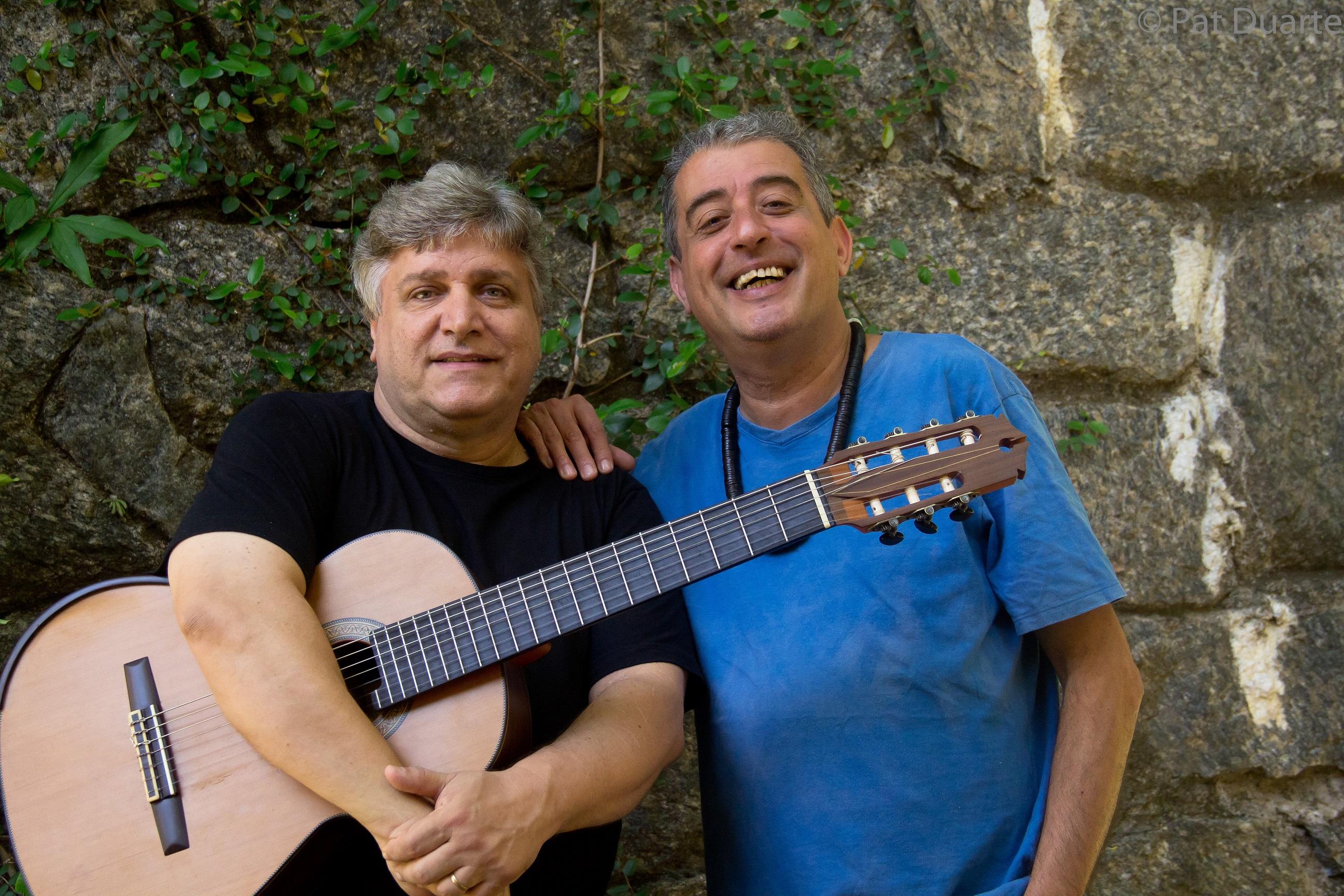 Didu Nogueira e Jorge Simas - Crédito: Divulgação
