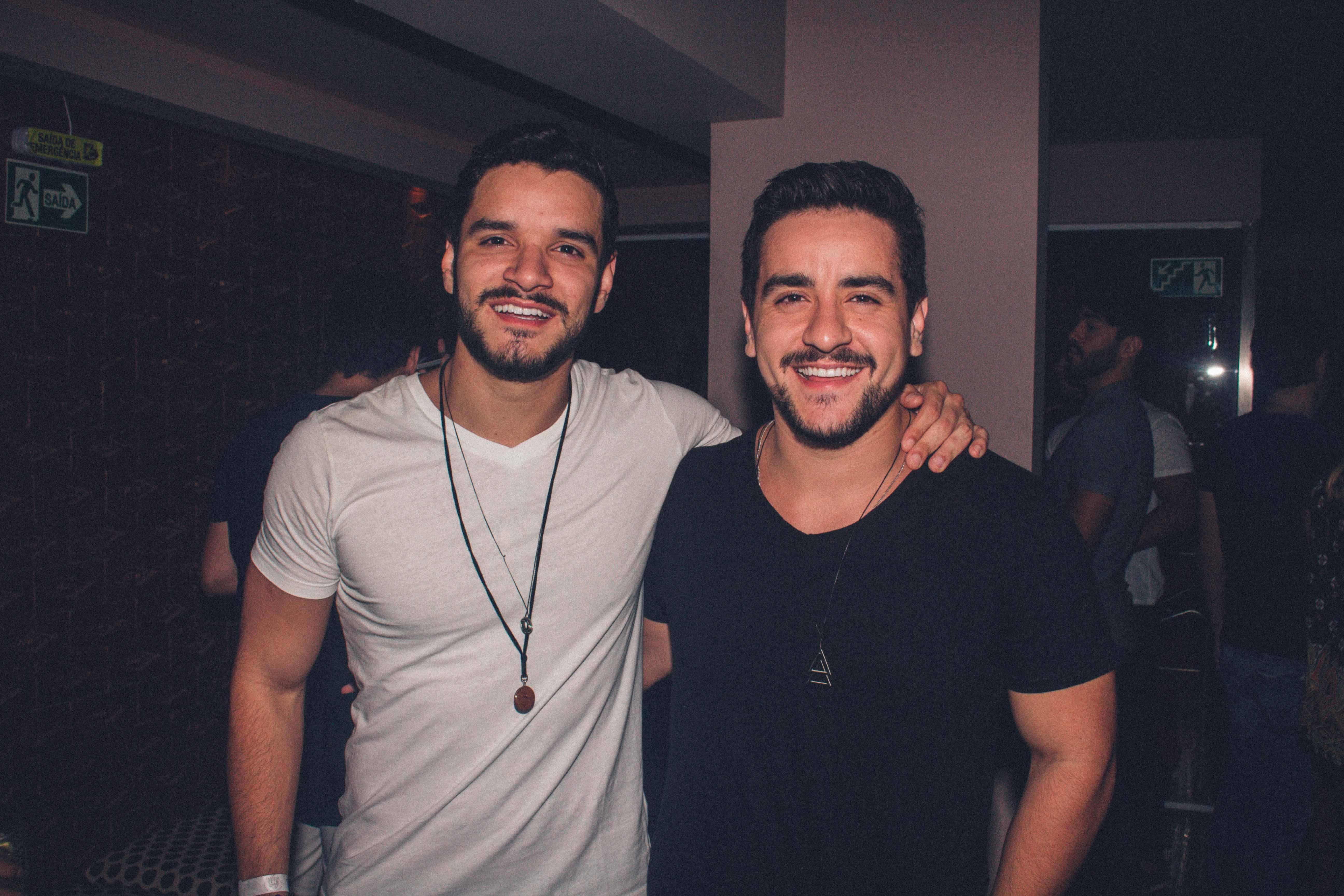 Thiago e Valmir Wanderley - Crédito: André Valença/Divulgação