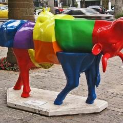 CowParade terá edição no Recife