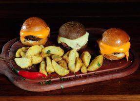 Recife sedia festival de hambúrguer