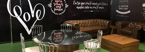 Blog João Alberto tem lounge exclusivo na feira Até que enfim – Tudo para seu casamento