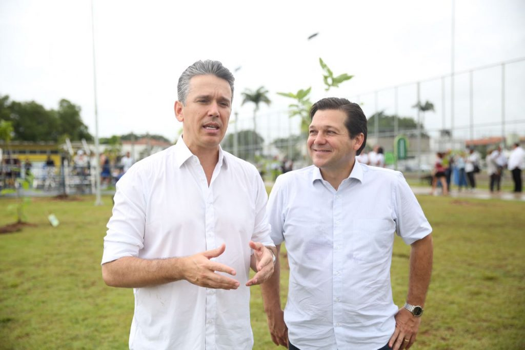 Resultado de imagem para Geraldo Júlio e Felipe Carreras