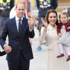 Príncipe William e Kate estão esperando terceiro filho