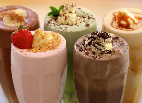 Dia do Sorvete: conheça os sabores mais inusitados de milk shakes encontrados no Recife