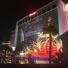 A fantástica noite de Las Vegas