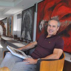 Por dentro das coberturas: o incrível museu particular de João Marinho