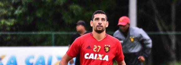 Tite convoca Diego Souza, do Sport, para a Seleção Brasileira