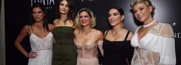Jantar beneficente da Dona Santa e Vogue reuniu celebridades no Recife