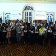 Grande Prêmio Orgulho de Pernambuco homenageou personalidades de destaque no estado