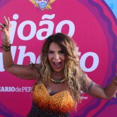 Elba Ramalho libera faixas do DVD gravado no Marco Zero no Youtube
