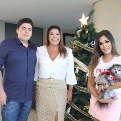 """Especial: """"Natal bom é Natal em família"""", diz Luciana Hazin"""