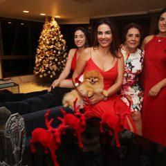 Especial: A tradição de Katia Peixoto é com o almoço de Natal