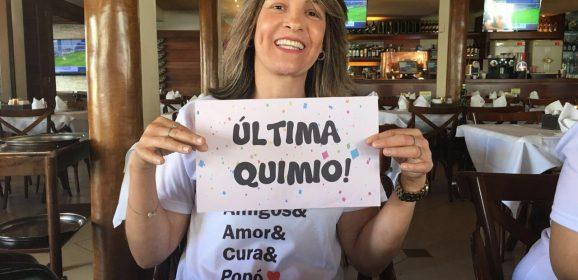 Especial: Roberta Martins deu nova guinada na vida após luta contra um câncer