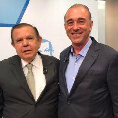 João Alberto Informal entrevista empresário Jorge Petribu